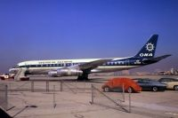 Photo: Overseas National, Douglas DC-8-50, N8785R