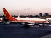 Photo: Air California, Boeing 737-200, N73711