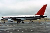 Photo: Northwest Airlines, Boeing 757-200, N508US