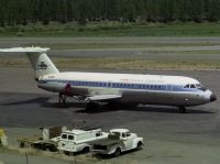 Photo: Starflight, BAC One-Eleven 400, N711ST