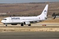 Photo: SunExpress, Boeing 737-800, TC-SUH