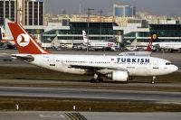 Photo: Turkish Airlines THY, Airbus A310, TC-JCZ