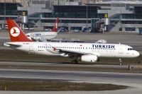 Photo: Turkish Airlines THY, Airbus A320, TC-JPM