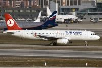 Photo: Turkish Airlines THY, Airbus A320, TC-JPK