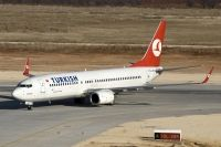 Photo: Turkish Airlines THY, Boeing 737-800, TC-JGF