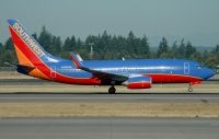 Photo: Southwest Airlines, Boeing 737-700, N486WN