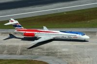 Photo: One-Two-GO by Orient Thai, McDonnell Douglas MD-80, HS-OMI