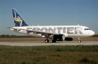 Photo: Frontier Airlines, Airbus A318, N810FR