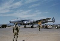 Photo: United States Air Force, Lockheed Constellation, 48-613