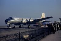 Photo: United Airlines, Douglas C-54 Skymaster, NC30047
