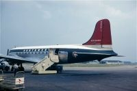 Photo: Northwest Orient Airlines, Douglas DC-4, N95411