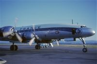 Photo: Air France, Lockheed Super Constellation, F-BGNF