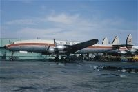 Photo: LEBCA, Lockheed Super Constellation, VV-C-LBI