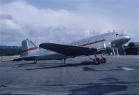 Photo: Nor-Fly, Douglas DC-3, LN-KLV