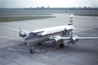 Photo: Aerovias de North America, Douglas DC-4