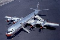 Photo: American Airlines, Lockheed L-188 Electra, N6106A