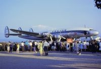 Photo: Air France, Lockheed Super Constellation, F-BHBI