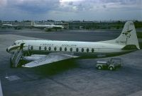 Photo: Cubana, Vickers Viscount 800, CU-T622