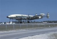 Photo: REAL, Lockheed Super Constellation, PP-YSC