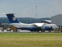 Photo: Silk Way Azerbaijan Cargo, Ilyushin IL-76, 4K-AZ100