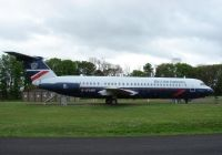 Photo: British Airways, BAC One-Eleven 500, G-AVMO