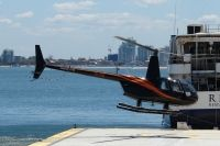 Photo: Untitled, Robinson R44, VH-VHG