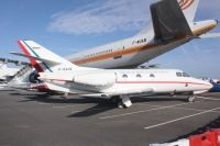 Photo: Untitled, Dassault Falcon 10, F-ZACB