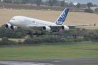 Photo: Airbus Industrie, Airbus A380, F-WWOW