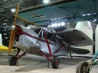 Photo: Untitled, De Havilland DH-80 Puss Moth, VH-UQB