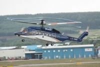 Photo: Bond Helicopters, Sikorsky S-92 Helibus, G-VIND