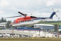 Photo: CHC Helicopters, Sikorsky S-92 Helibus, G-WNSM