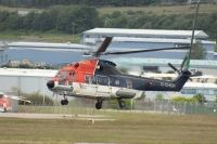 Photo: CHC Helicopters, Aerospatiale Super Puma, G-CHCH