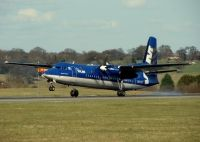 Photo: VLM Airlines, Fokker F50, OO-VLY
