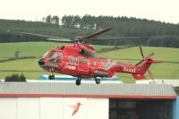 Photo: Bond Helicopters, Aerospatiale Super Puma, G-REDM