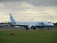 Photo: Flybe - British European, Embraer EMB-190, G-FBEK