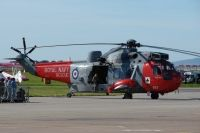 Photo: Royal Navy, Westland Sea King, XV699