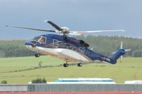 Photo: Bond Helicopters, Sikorsky S-92 Helibus, G-VINL