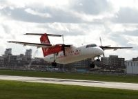 Photo: EuroManx, De Havilland Canada DHC-8 Dash8 Series 200, OE-HBB