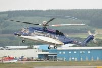 Photo: Bristow Helicopters, Sikorsky S-92 Helibus, G-VINI