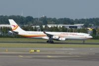 Photo: Surinam Airways, Airbus A340-200/300, PZ-TCP