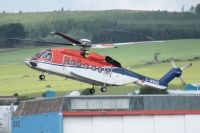 Photo: CHC Helicopters, Sikorsky S-92 Helibus, G-WNSG