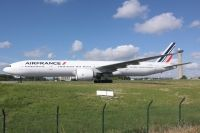 Photo: Air France, Boeing 777-300, F-GZND