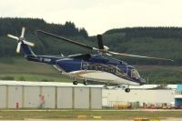 Photo: Bond Helicopters, Sikorsky S-92 Helibus, G-VINP