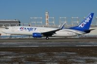 Photo: CanJet Airlines, Boeing 737-800, C-FTCX