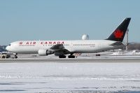 Photo: Air Canada, Boeing 767-300, C-GGMX