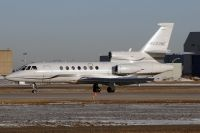 Photo: Untitled, Dassault Falcon 50, N203NC