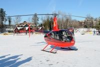 Photo: Untitled, Robinson R44, C-GBTE