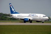 Photo: CanJet Airlines, Boeing 737-500, C-FDCZ