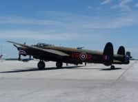 Photo: Untitled, Avro Lancaster, C-GVRA