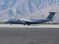 Photo: United States Air Force, Lockheed C-5 Galaxy, 50007
